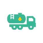 Icone camion - Collecter l'urine - Toopi Organics